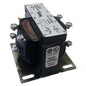 SINGLE-PHASE CONTROL TRANSFORMER, OPEN, SCREW TERMINALS, 50VA, 277 - 120/240 (60Hz)