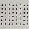 WIRE MARKER CARD VINYL CLOTH YEL LEG #-4