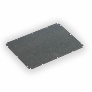 MOUNTING PANEL FOR 15.75L (400MM) X 11.81W (300MM) ENCLOSURES