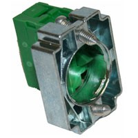 1 N/O Contact Block Push Button Assembly RB2BZ101