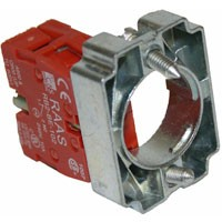 1 N/C Contact Block Push Button Assembly RB2BZ102