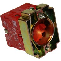 2 N/C Contact Block Push Button Assembly RB2BZ104