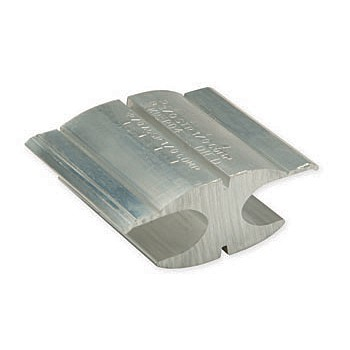 H-Tap Aluminum Double Tab Press-On  | KDR02