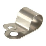 "Heyco S3374 1/4"" Stainless Steel Clamps"