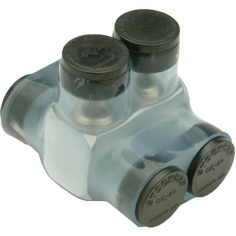 IPBNA2502D CLEAR INSULATED POWERBAR 250 MCM