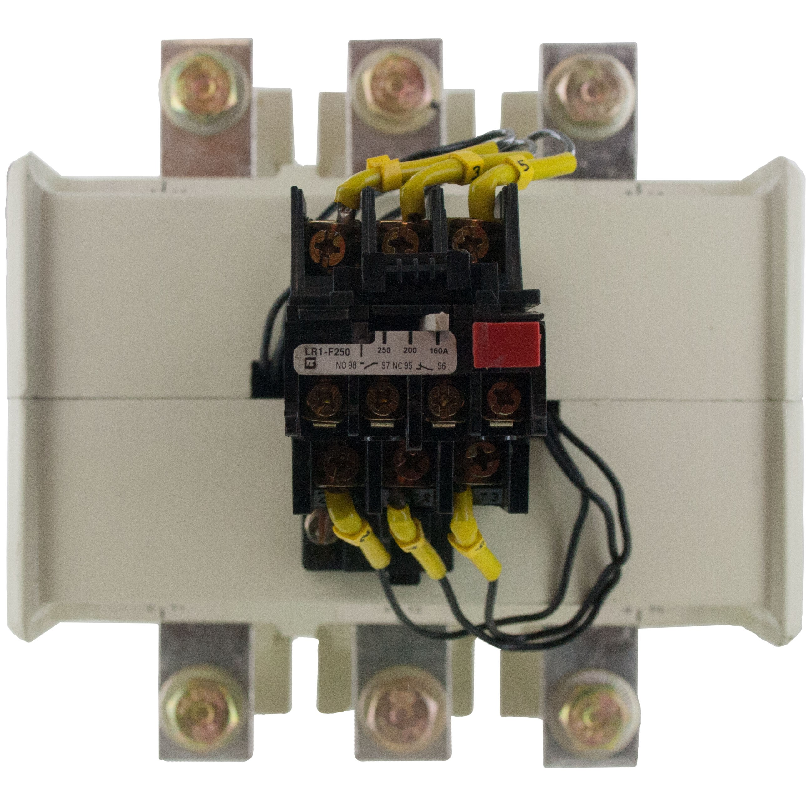 High Amperage Overload Relay 100-160 Amp