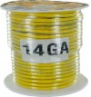 MTW Stranded Wire 14 Awg Yellow