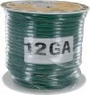 MTW Stranded Wire 12 Awg Green