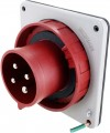 430B7W Pin And Sleeve Inlet 30 Amp 3 Pole 4 Wire