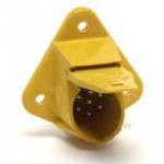 Cole Hersee 12300 13 Pole Trailer Socket