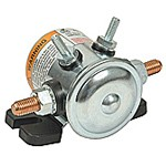 CONTINUOUS DUTY, 24-V, 85 AMPS, INSULATED