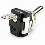 SPST LIGHT DUTY GROUNDING SWITCH, OFF-ON, ONE BLADE