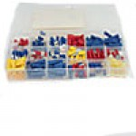 ECONOMY TERMINAL ASSORTMENT KIT 175PC PLASTIC BOX [NO TOOL]