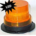 "MINI- LED, AMBER, 3.7""HIGH X 5.5"", SURFACE MOUNT, 12-30 VDC, 30-DIODES"