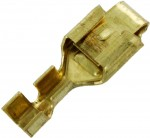 Delphi 2962447 OEM Female Tin Plated Brass Terminal 18-14 Awg
