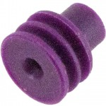 Delphi 12089679 OEM 22-20 Awg Purple Silicone Seal Angle