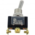 3 Blade Terminal Toggle Switch ON-OFF-ON SPDT