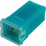 20 Amp FLS Cartridge Fuse Blue