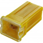 60 Amp FLS Cartridge Fuse Yellow Bulk 25PK