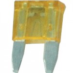 5 Amp Mini Blade Fuse Tan