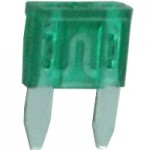 30 Amp Mini Blade Fuses Green