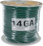 MTW Stranded Wire 14 Awg Green