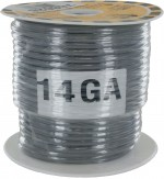 MTW Stranded Wire 14 Awg Gray