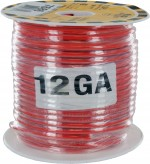 MTW Stranded Wire 12 Awg Orange