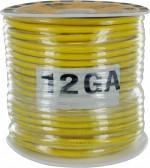 MTW Stranded Wire 12 Awg Yellow