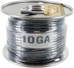 MTW Stranded Wire 10 Awg Black