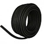 "LOOM FIBRE BLACK 3/8""ID 100FT"