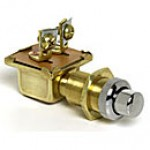 """NORMALLY ON, 10A@12VDC, 2 SCREWS, W/LOCKWASHERS, MOUNTING STEM: 5/8""""-32 THREAD, WEATHER & DUST RESISTANT"""