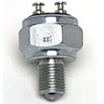 "BALL SWITCH, SPST, NORMALLY OFF, 15A@12VDC, MOUNTING STEM:9/16""-18UNF-2A THREAD, 21/32"" LONG"