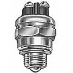 "BALL SWITCH, SPST, NORMALLY OFF, 20A@12VDC, 2 SCREWS, MOUNTING STEM:3/4""-16UNF-2A THREAD, 31/64""LONG"