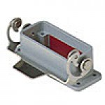 PANEL MOUNTING BASE - 10P+Ground  10A MAX - 600V  SINGLE LEVER (CZI15L)