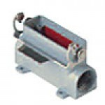 SURFACE MOUNTING BASE - 16P+Ground, 10A MAX - 600V, SINGLE LEVER, SINGLE PORT, HIGH CONSTRUCTION, CABLE GLAND NPT 3/4""