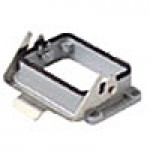 PANEL MOUNTING BASE - 48P+Ground  16A MAX - 600V  SINGLE LEVER (ILME CHI48L)