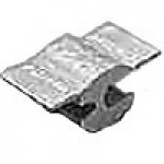 ALUMINUM DOUBLE TAB PRESS-ON, WIRE RANGE .162-.204 & .080-.117 (FOR STREET LIGHTING APPLICATIONS)