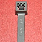 L5408C are 5 inch 40lb gray cable ties 100 pack. UL and CSA listed 5 inch 40lb gray cable ties for bundling wire and cable.