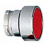 FLUSH HEAD SPRING RETURN ACTUATOR METAL RED (RB2BA4)