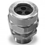 "RSRS-104-2 are 1/2"" NPT steel cord grip cable glands  2-hole .250"" cable range"