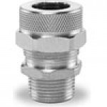 "RSRS-208 are 3/4"" NPT steel cord grip cable glands .438-.562"" cable range"