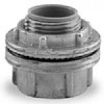 "1-1/2"" NPT CONDUIT HUB, MOUNTING HOLE 1.90 W/GROUND"
