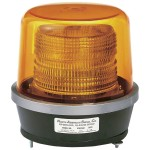 Amber Strobe Light with Double Flash DFS900-A