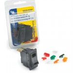 Cole Hersee 58328-102-BP Rocker Switch Blister Pack