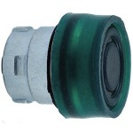 Booted Push Button Actuator Green RB2BP3
