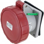 330R7W Pin And Sleeve Receptacle 30 Amp 2 Pole 3 Wire