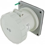 360R5W Pin And Sleeve Receptacle 60 Amp 2 Pole 3 Wire