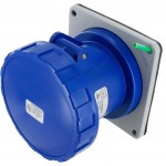 360R6W Pin And Sleeve Receptacle 60 Amp 2 Pole 3 Wire
