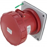 360R7W Pin And Sleeve Receptacle 60 Amp 2 Pole 3 Wire